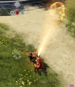 HW2 Terror Chopper in-game