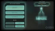 Halo Spartan Strike Menú