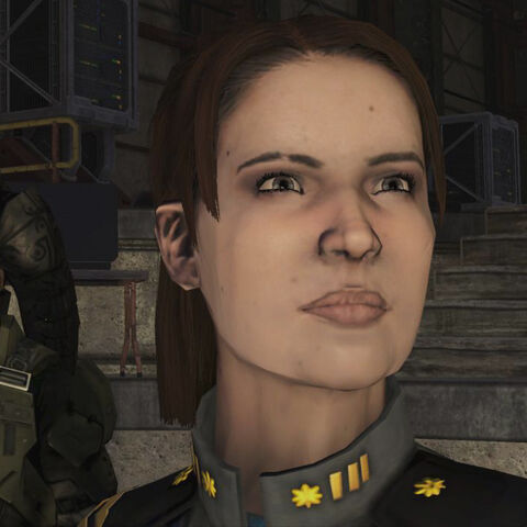 Miranda Keyes in Halo 3