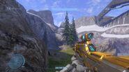 Rifle de Batalla BR85HB Golden HO