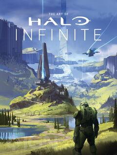 The Art of Halo Infinite 01