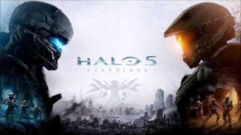 """Argent Moon"" - Halo 5 Guardians OST"
