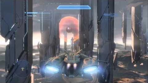 HALO 4 - EASTER EGG puerta secreta en torre forerunner-0