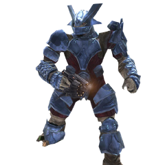 Un Brute guardia del corpo