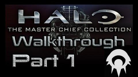 Halo-The Pillar of Autumn Walkthrough