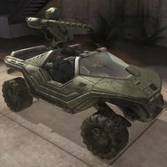 Warthog Gauss in Halo 3
