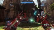Gameplay Pistola de Plasma H4