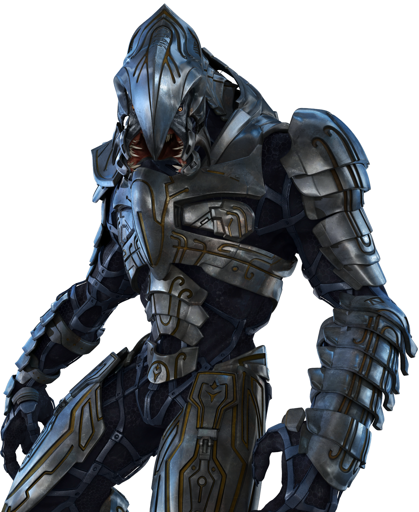 Halo Wars Arbiter Concept Art