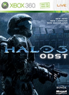 Halo 3 ODST Cover XBL
