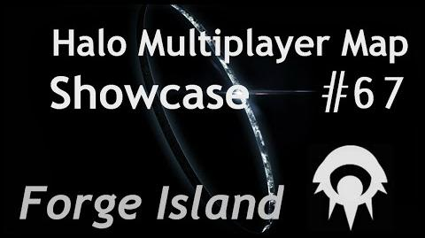 Halo Multiplayer Maps -67 - Halo 4- Forge Island