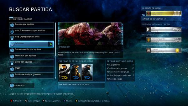 Infeccion en Halo TMCC