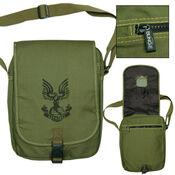 UNSC Canvas Messenger Bag
