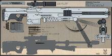 HW2 Stanchion M99A253 A