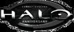 Halo Combat Evolved Anniversary Logo