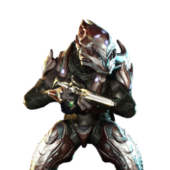 Un Elite Zelota in Halo 4