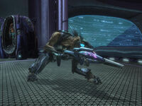 Halo Reach Jackal Sniper