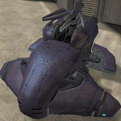 Un Wraith in Halo 2