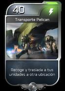 Blitz - UNSC - Sargento Forge - Poder - Transporte Pelican