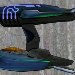 Fucile al plasma in Halo: Combat Evolved