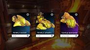 Tarjetas REQ Warzone Firefight HG5-9
