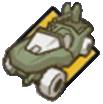 Warthog Destroyed