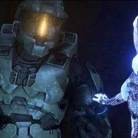 Der Master Chief rettet Cortana
