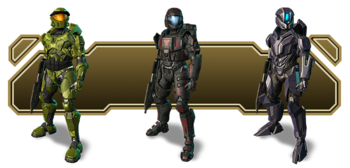 H4 Infinity Armor pack