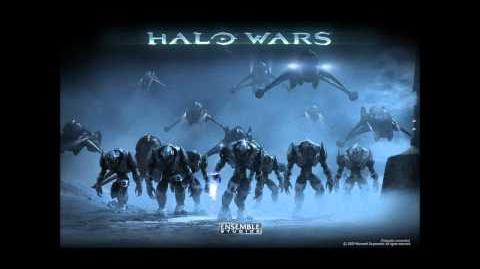 Halo Wars OST DVD - Quite The Vacation Resort