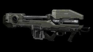 Laser Spartan - Halo 4