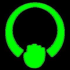 Das HUD-Symbol zum Manipulieren der Objekte