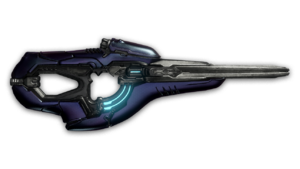 Carabina Covenant - Halo 4