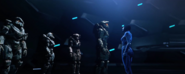 Cortana y Blue Team