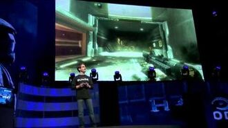Halo 3 ODST Live Demo - E3 2009-2