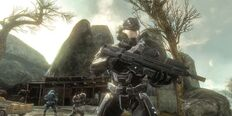HaloReach - Screenshot 02
