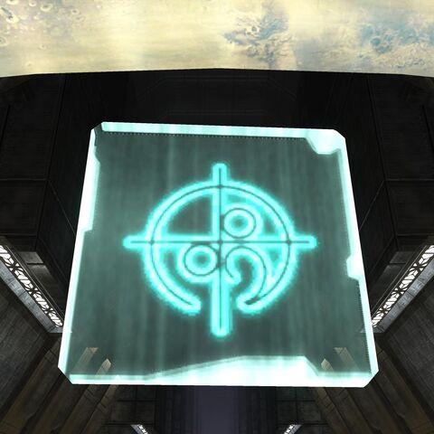 Simbolo dell'Installazione 01.