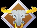 Bulltrue medal