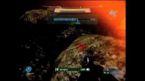 Halo Reach Custom Games(Slendera on Slender)