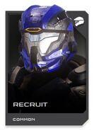 H5G REQ card Casque-Recruit