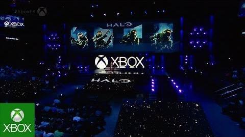 Xbox E3 2014 Media Briefing Halo