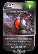 Blitz - Desterrado - Voridus - Poder - Minas infundidas