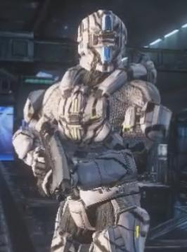 Mjolnir Powered Assault Armor/Widow Maker | Halo Alpha