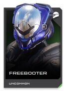 H5G REQ card Freeebooter-Casque