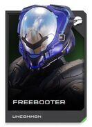 H5G REQ card Freeebooter-Casque