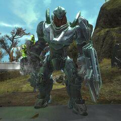 Cacciatore in Halo: Reach