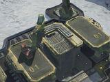 UNSC Supply Pad
