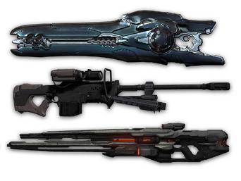 Fucili di Precisione (Halo 4)