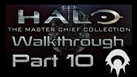 Halo-The Maw Walkthrough