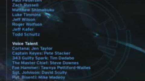 Halo 1 (CE) Walkthrough Remake - Part 34 - Credits