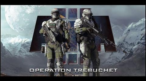 Operation TREBUCHET Cinematic Trailer