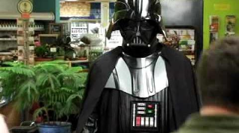 Chad Vader Day Shift Manager - Dog In The Store